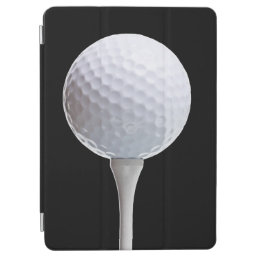 White Golf Ball Sports Template iPad Air Cover