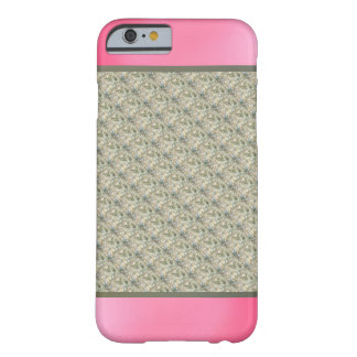white Granite Repeating Background Barely There iPhone 6 Case