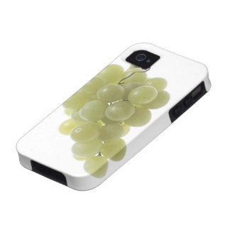 White Grapes Vibe iPhone 4 Cases