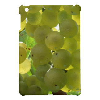 White grapes in a vineyard iPad mini cover
