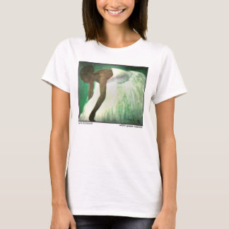 White Green Osmosis, with LOGO T-Shirt