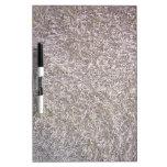 White Grey Carpet Texture Background Dry-Erase Board