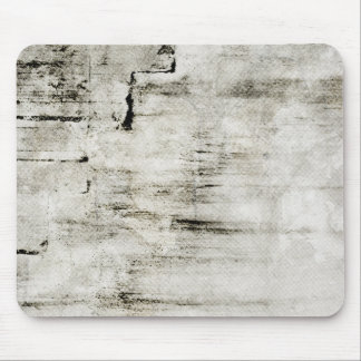White Grungy Background Mouse Pad