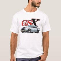 White_GSX T-Shirt