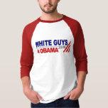 White Guys 4 Obama T Shirt