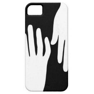 White hands iPhone SE/5/5s case