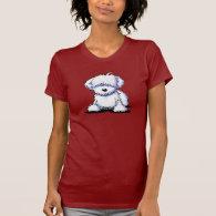 White Havanese T-shirts