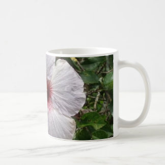 white hawaii coffee mug