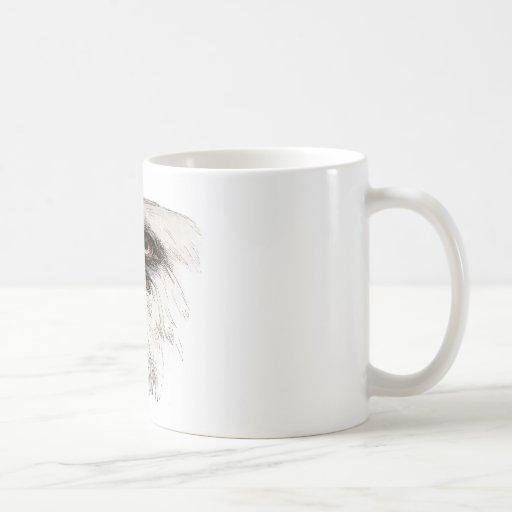 White headed Bald Eagle Classic White Coffee Mug