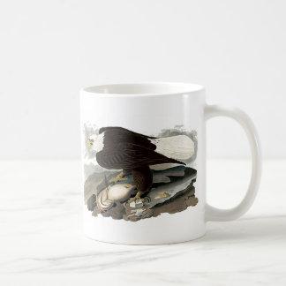 White Headed Eagle | John James Audubon Coffee Mug