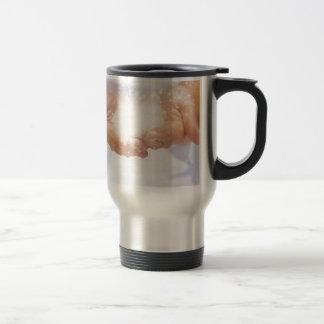 White healing flame energy hands by healing love coffee mugs