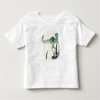 White Heron and Iris Toddler T-shirt