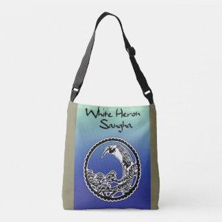 White Heron Sangha Tote