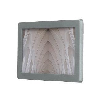 white high ceiling pillar dome rectangular belt buckles
