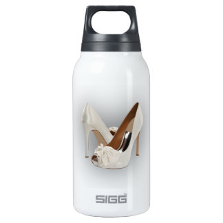 White High Heels SIGG Thermo 0.3L Insulated Bottle