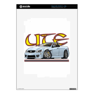 White_Holden_UTE.png Decal For The iPad 2