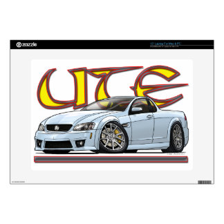 White_Holden_UTE.png Laptop Decals