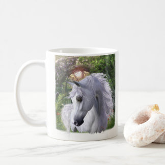 White Horse 11oz Classic Mug, See Options Coffee Mug
