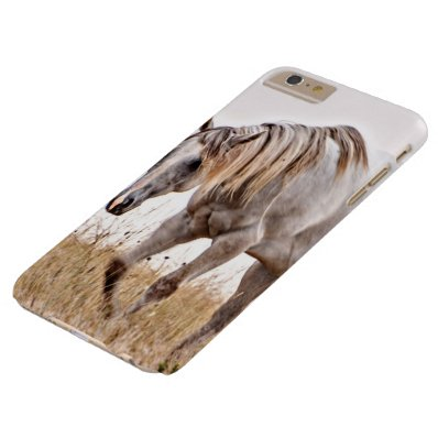 white horse barely there iPhone 6 plus case