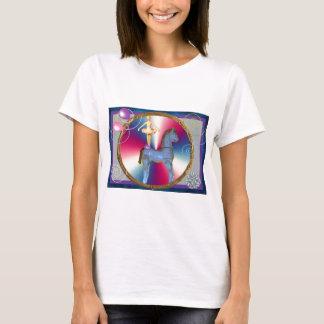 White horse dancer T-Shirt