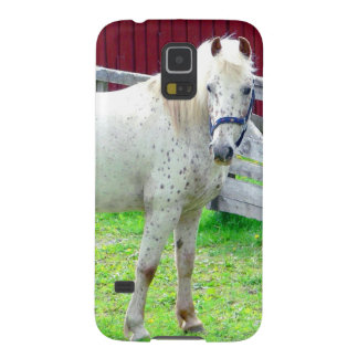 White Horse Galaxy S5 Cover