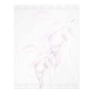 White Horse Head2 letterhead_vertical Letterhead