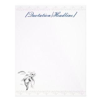 White Horse Head letterhead_vertical, [Quotatio... Letterhead