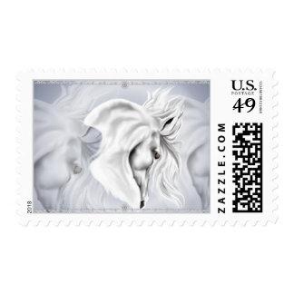 White Horse Head Postage