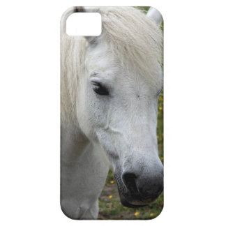 White horse iPhone 5 covers