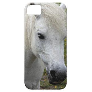 White horse iPhone SE/5/5s case