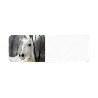 White Horse Label