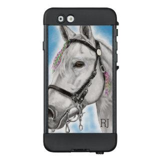 White Horse LifeProof NÜÜD iPhone 6 Case
