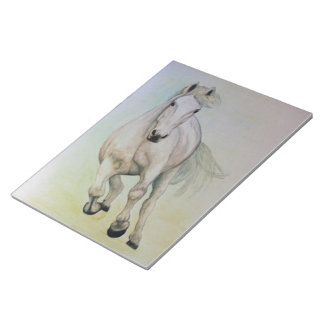White Horse Note Book