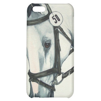White Horse On Contact iPhone 5C Cover