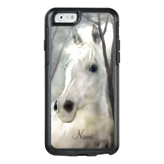 White Horse OtterBox iPhone 6/6s Case