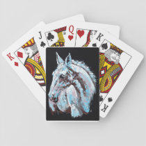 White Horse Playing Cards