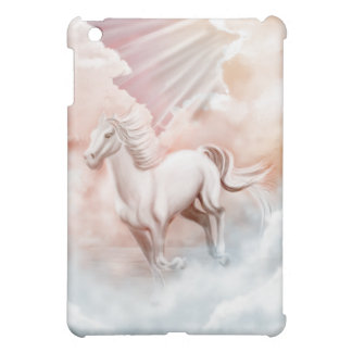 White Horse Running in the Sky iPad Mini Cover