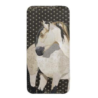 White Horse Starry Smartphone Case