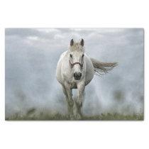 White Horse Tissue Paper