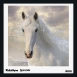 "White Horse Wall Decal<br><div class=""desc"">White Horse</div>"
