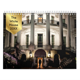 White House 2016 Calendar