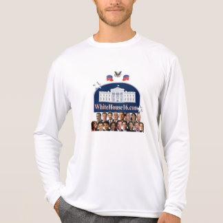 White House 2016 Longsleeve T-Shirt