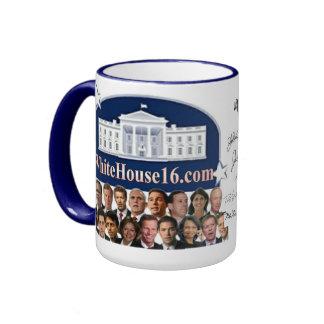 White House 2016 Mug