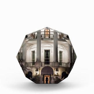 White House 2 Acrylic Award