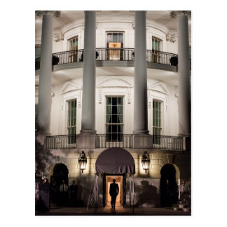 White House 2 Postcard