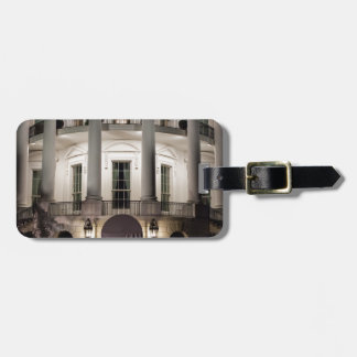 White House 2 Tag For Luggage