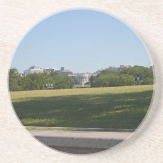 White House across the Washington Monument Lawn.JP Coaster