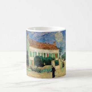 White House at Night by Vincent Van Gogh Coffee Mug