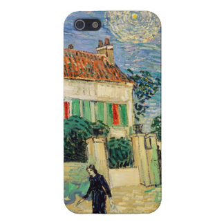 White House at Night by Vincent Van Gogh iPhone 5 Case