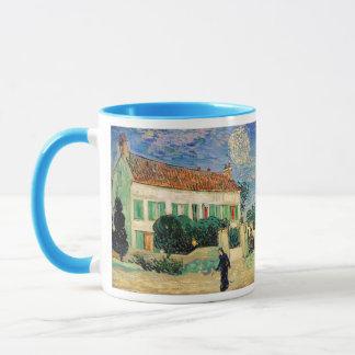 White House at Night, Vincent Van Gogh Mug